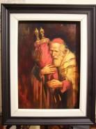 Picturi cu potrete/nuduri Evreul