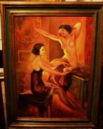 Picturi cu potrete/nuduri Pieta