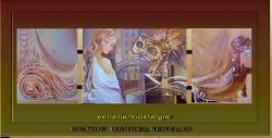 Picturi cu potrete/nuduri Nostalgie venetiana--244
