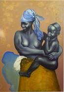 Picturi cu potrete/nuduri Matern