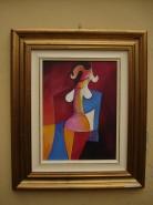 Picturi cu potrete/nuduri Dans