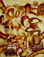 Picturi cu potrete/nuduri Olareasa