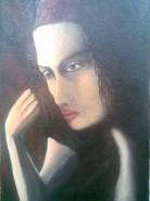 Picturi cu potrete/nuduri Introspectie