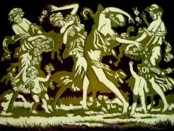 Picturi cu potrete/nuduri Alegorie-dans
