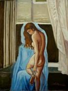 Picturi cu potrete/nuduri Nudd