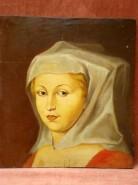 Picturi cu potrete/nuduri Portret de femeie