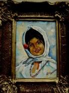 Picturi cu potrete/nuduri Portret tarancuta