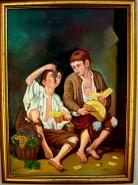 Picturi cu potrete/nuduri Vagabonzii
