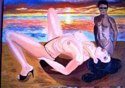 Picturi cu potrete/nuduri Visand