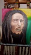 Picturi cu potrete/nuduri Bob marley