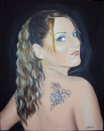 Picturi cu potrete/nuduri Portret la comanda