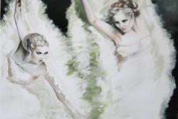 Picturi cu potrete/nuduri Dancers 1