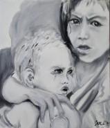 Picturi cu potrete/nuduri Hope