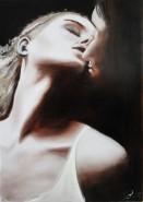 Picturi cu potrete/nuduri Love