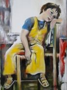 Picturi cu potrete/nuduri The little prince