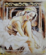 Picturi cu potrete/nuduri Toll of the dance