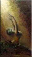 Picturi cu potrete/nuduri Abis