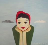 Picturi cu potrete/nuduri Cristina