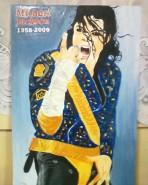 Picturi cu potrete/nuduri Michael jackson in concert