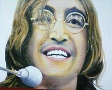 Picturi cu potrete/nuduri John lennon