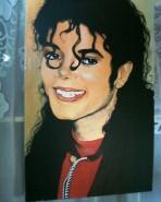 Picturi cu potrete/nuduri Michael jackson