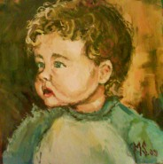 Picturi cu potrete/nuduri Anastasia