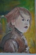 Picturi cu potrete/nuduri Inocenta