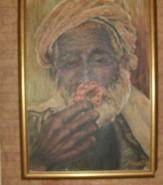 Picturi cu potrete/nuduri Arab