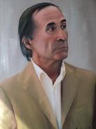 Picturi cu potrete/nuduri Doctorul si colectionarul constantin teodorescu