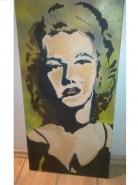 Picturi cu potrete/nuduri Marilyn monroe