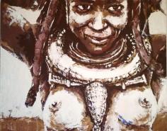 Picturi cu potrete/nuduri Origini
