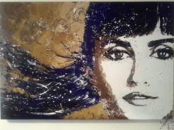 Picturi cu potrete/nuduri Penelope