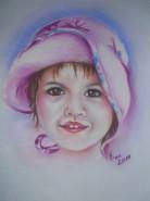 Picturi cu potrete/nuduri Ioana