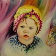 Picturi cu potrete/nuduri Maria