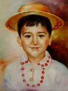 Picturi cu potrete/nuduri Razvan