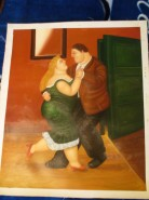 Picturi cu potrete/nuduri Dans si dragoste...atat