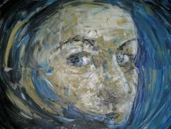 Picturi cu potrete/nuduri Seninatate