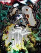 Picturi cu potrete/nuduri Alice in  darkland