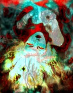 Picturi cu potrete/nuduri Alice in wonderland 1