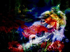Picturi cu potrete/nuduri Eden angel
