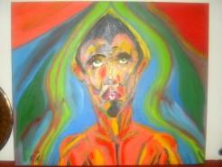 Picturi cu potrete/nuduri Self-portrait