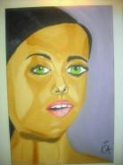 Picturi cu potrete/nuduri The lady