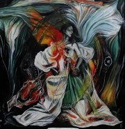 Picturi cu potrete/nuduri Regina bathory