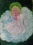 Picturi cu potrete/nuduri Ruga  de inger