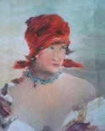 Picturi cu potrete/nuduri Mimoza