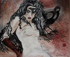 Picturi cu potrete/nuduri Elenia