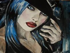 Picturi cu potrete/nuduri Irresistible