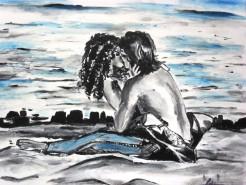 Picturi cu potrete/nuduri Passion