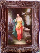 Picturi cu potrete/nuduri Frumusete latina