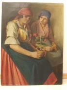 Picturi cu potrete/nuduri -original